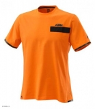 Tričko KTM Pure Tee Orange