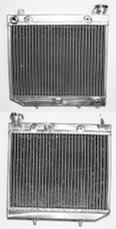 Chladič kapaliny Honda TRX 450R (04-09)