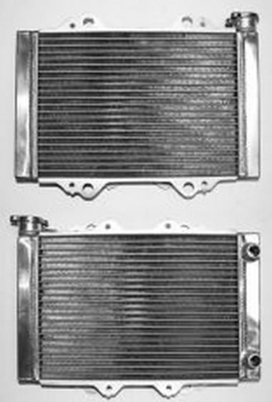 Chladič kapaliny Kawasaki KFX450 (08-14)