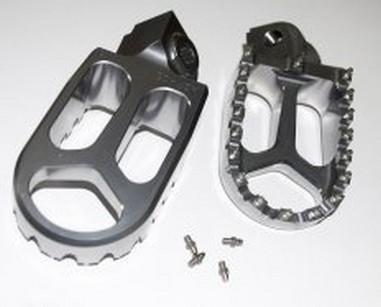 Stupačky aluminium Suzuki RMZ 250/450 (05-14)