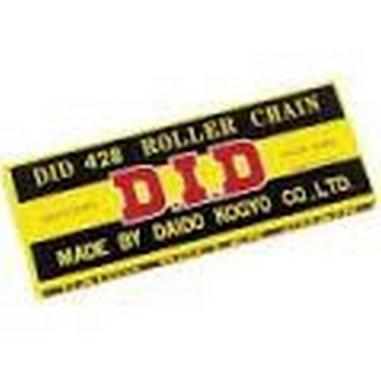 Řetěz 420 NZ3 140čl. zlatý
