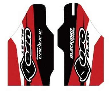 Polepy kryty tlumičů Honda CRF 450 (02-03), CR 125/250 (91-03)