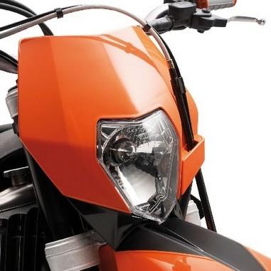 Přední maska KTM EXC/EXC-F (08-13)