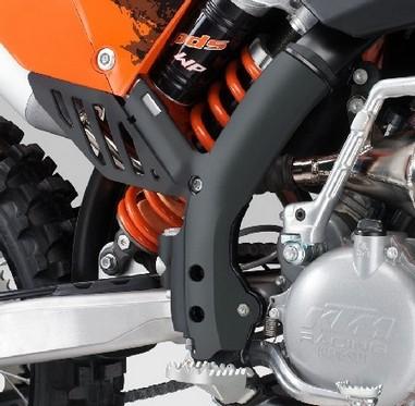 Kryty rámu KTM SX/EXC/F (07-11)