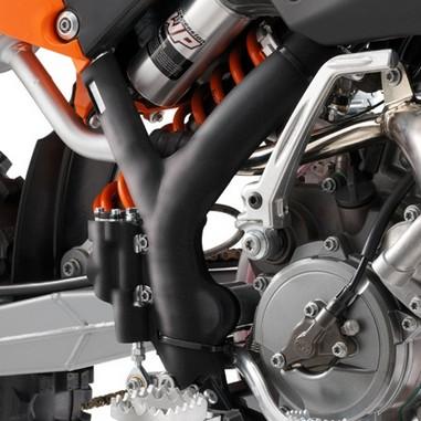 Kryty rámu KTM 65 SX (09-11)
