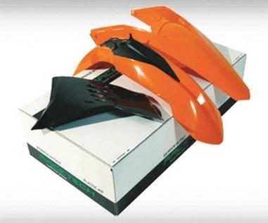 Sada plastu KTM SX/EXC/F (07-09)