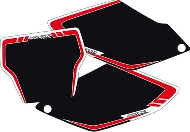 Polepy tabulek Honda CR 125/250 (04-07)
