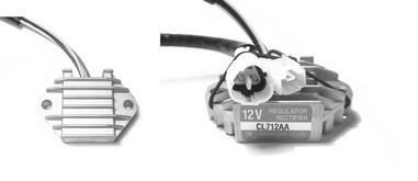Regulátor napětí Yamaha WR250/450F