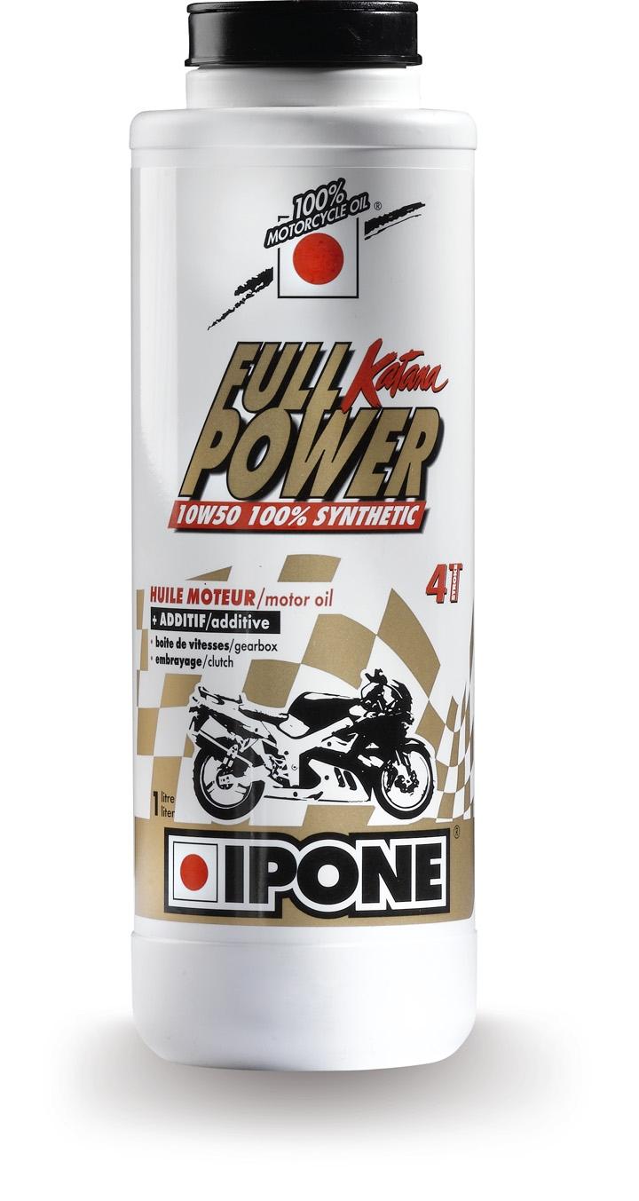 IPONE Motorový olej Katana 10W/50 1L
