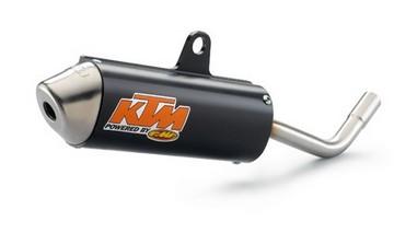 Koncovka výfuku KTM 85/105 SX (04-12)