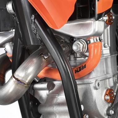 Hadice chladiče KTM 250 SX-F (12-13)