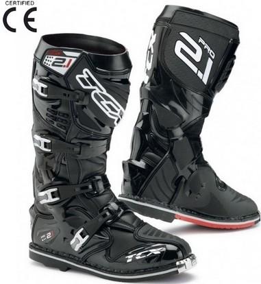 Motokrosové boty TCX PRO 2,1 Černé