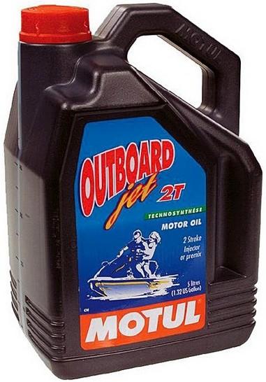Motul Outboard 2T 2l Vodní skůtry