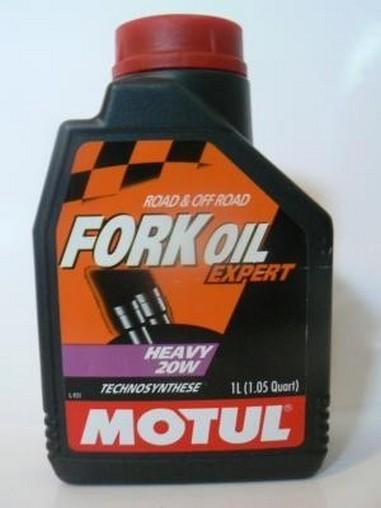 Motul FORK OIL SAE 20W 1L