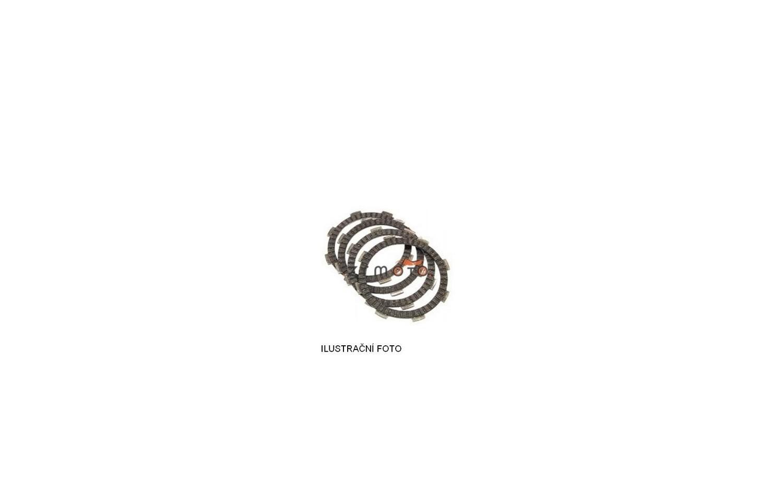 Spojkové lamely HONDA XL 1000 VARADERO 06-11
