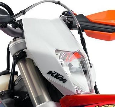 Přední maska KTM EXC/EXCF (14)