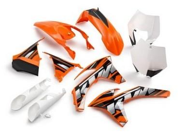 Sada plastů KTM SX-SXF 125-450 (13)
