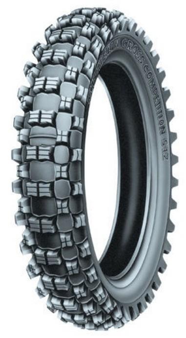 Pneumatika Michelin 120/90-18 S12