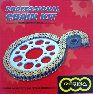 Řetězová sada Yamaha  XT660R/X 04-11,Z TENERE 08-09