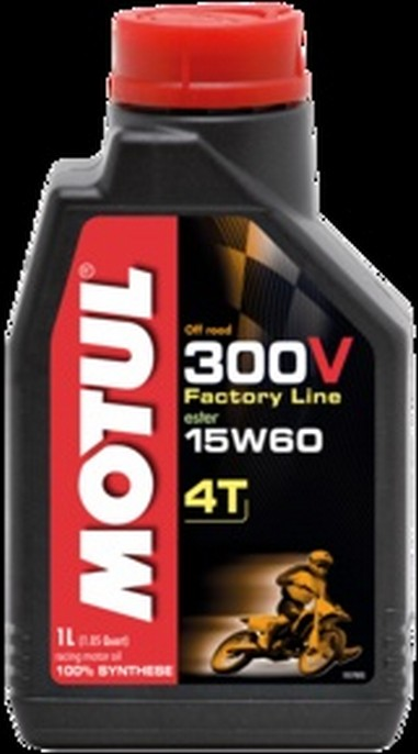 Motul 300V OFF ROAD 15W60 FACTORY LINE