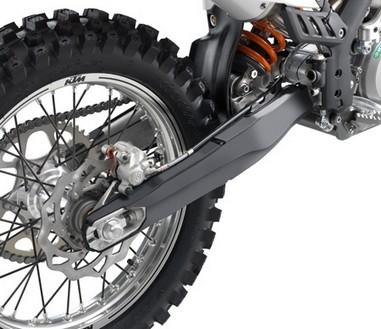 Kryty zadní vidlice KTM SX/EXC (12-15)