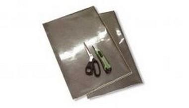 Carbon polep crystal