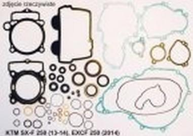 Sada těsnění motoru KTM SX-F 250/EXCF 250