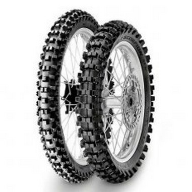 Pneumatika Pirelli 100/90-19 Scorpion MX Soft 32