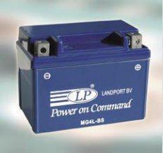Baterie gel 12V 6AH bezúdržbová