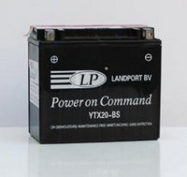 Baterie 12V 12AHL bezúdržbová