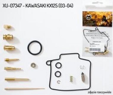Opravná sada karburátoru Kawasaki KX 125 (03-04)