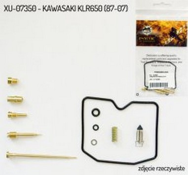 Opravná sada karburátoru Kawasaki KLR 650 (87-07)