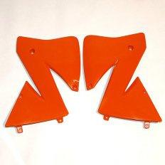Spojlery chladičů KTM EXC (01-02)