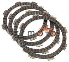 Spojkové lamely Honda CBR 125 R4/R5 (04-)