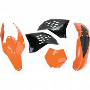 Sada plastů KTM SX/SXF (09-10)