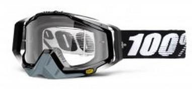 Brýle 100% Racecraft Abyss Black