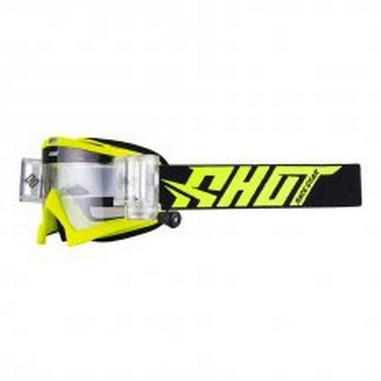 Brýle Shot Racing Creed Jaune Fluo Roll-Off