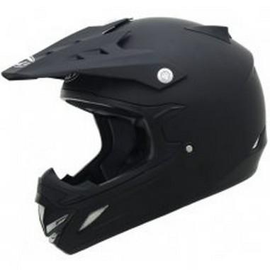 Přilba MT Helmets MX-2 KID JUNIOR černý mat