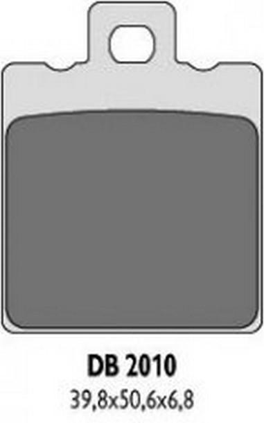 Brzdové desky zadní TM 125-530 SMM (05-15)