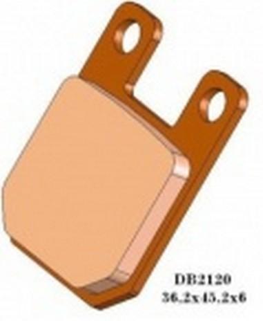 Brzdové desky GAS GAS 50-370 (95-14)