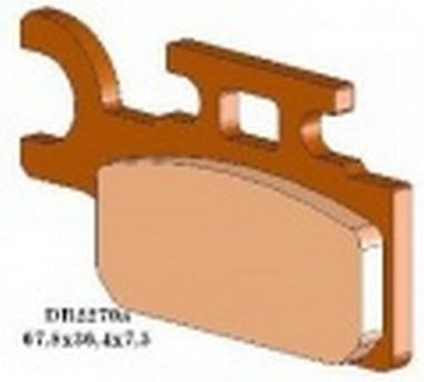 Brzdové desky přední Kawasaki KX 65 (00-14)