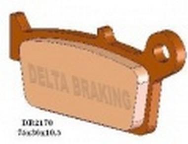 Brzdové desky zadní TM 80-660 (01-15)