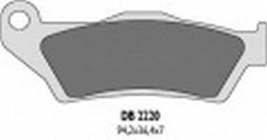 Brzdové desky přední TM 80-530 (96-15)