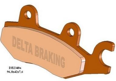 Brzdové desky přední Beta 50-350 (04-15)