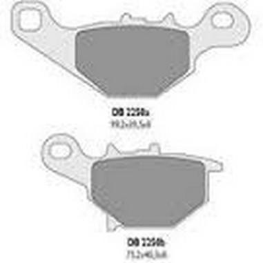 Brzdové desky přední Suzuki RM/DR 80-125 (96-10)