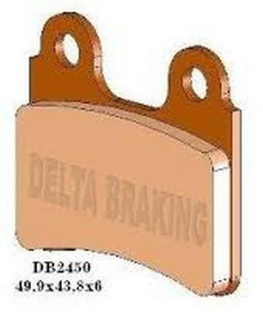 Brzdové desky přední GAS GAS TXT (04-14)