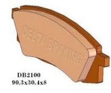 Brzdové desky přední Yamaha 125-600 (85-95)