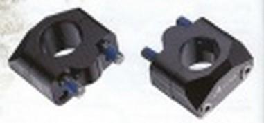 Držáky řidítek 22,2/22,2mm +20mm