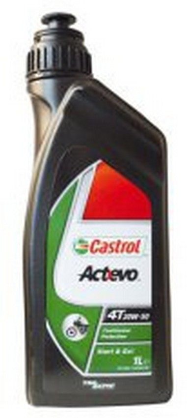CASTROL ACT EVO 4T 20W50 1L