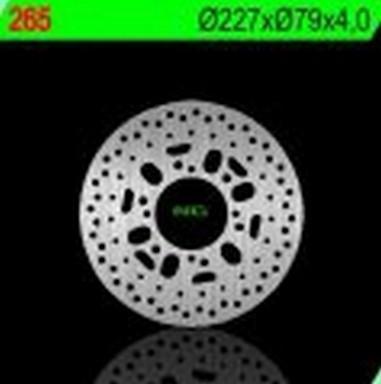 Brzdový kotouč přední Polaris 400/500 (01-02)
